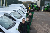 Trgovačka stranica Rea Valley Tractors Ltd