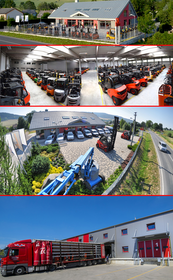 Trgovačka stranica Cheap Used Forklift