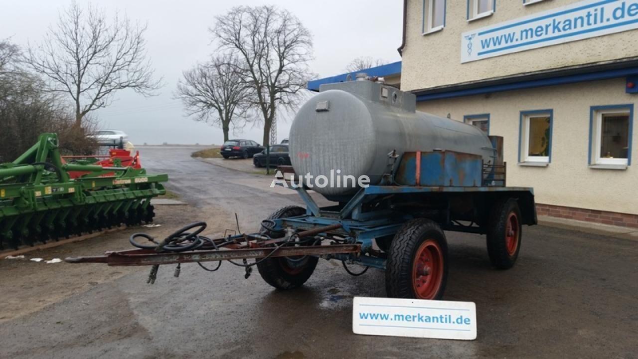 FORTSCHRITT Tankanhänger / Wasserwagen autocisterna