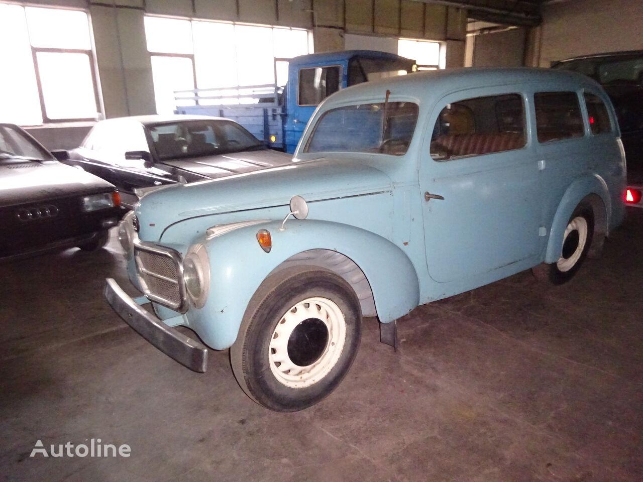 SKODA 1102 -1951 Tudor STW karavan
