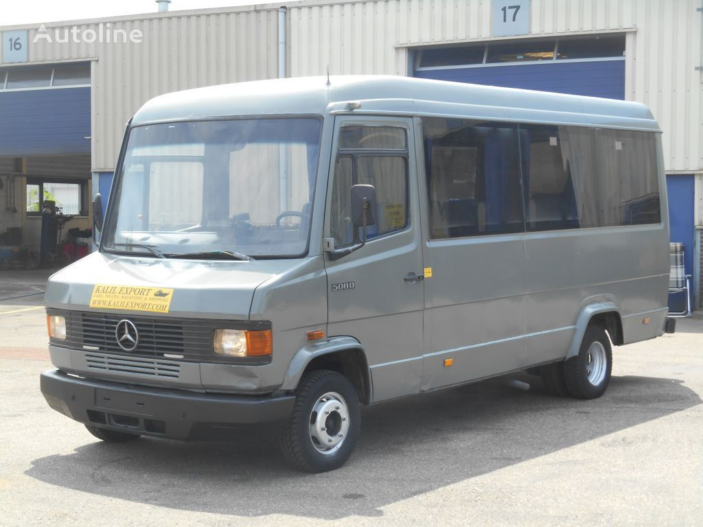 MERCEDES-BENZ 508D Passenger Bus 17 Seats Top Condition putnički minibus
