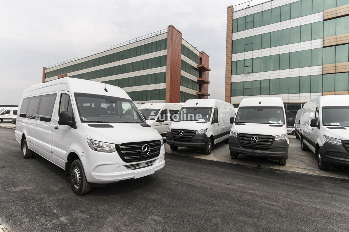 novi MERCEDES-BENZ IDILIS 516 19+1+1 *COC* 5500kg * Ready for delivery putnički minibus