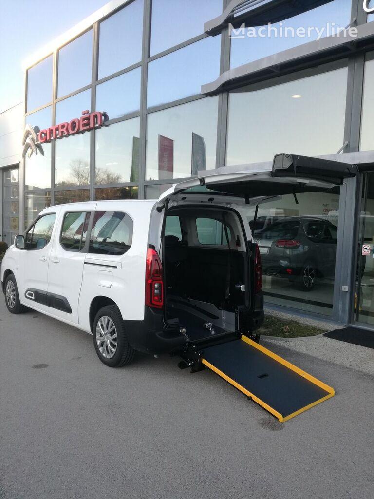 novo CITROEN BERLINGO LIVE XL DISABILI vozilo hitne pomoći