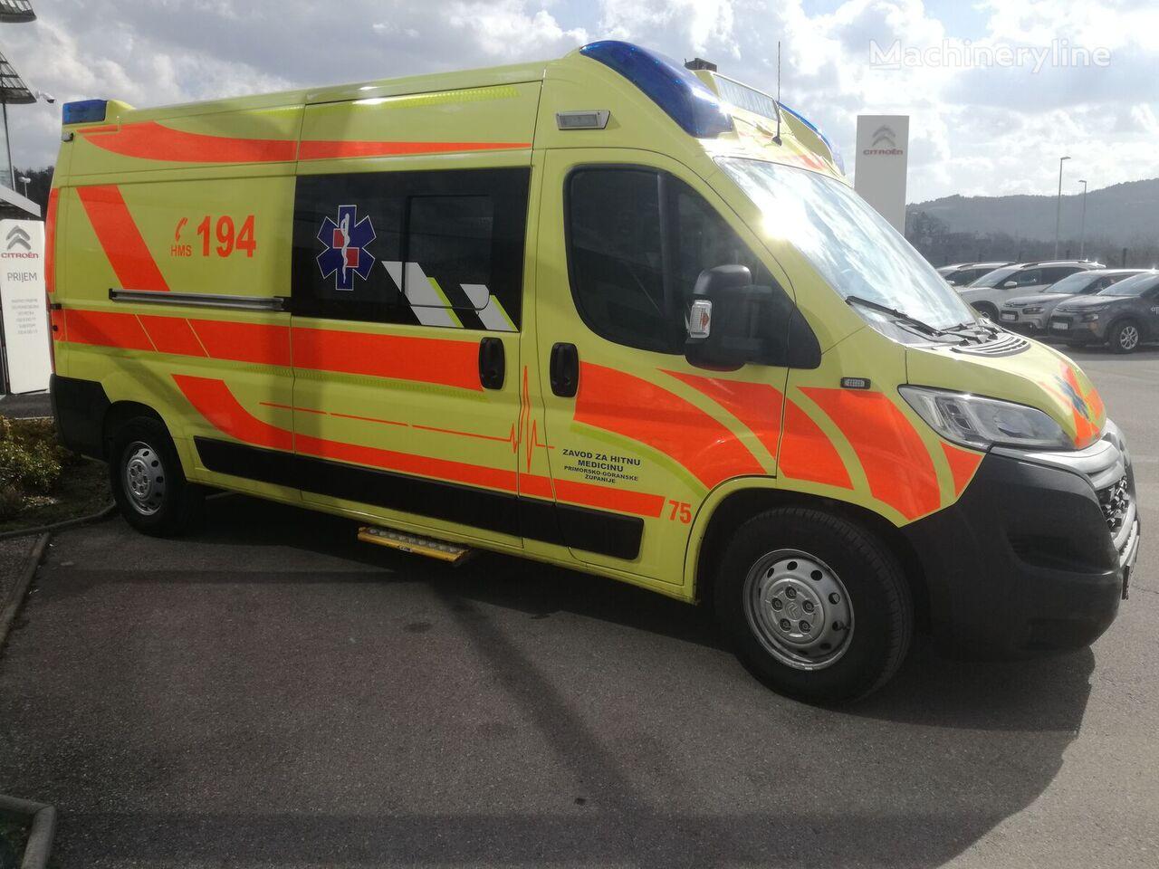 novo CITROEN Jumper L3H2 vozilo hitne pomoći