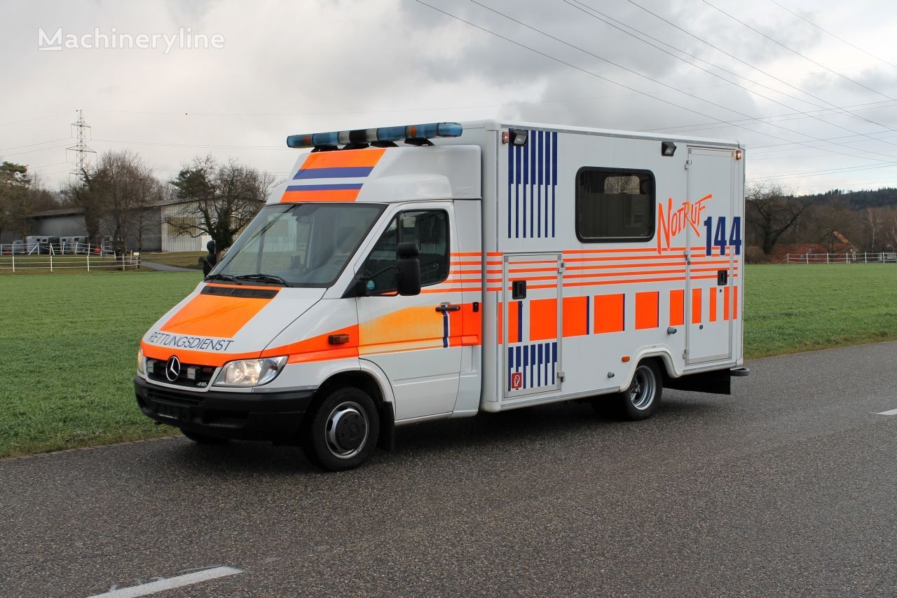 MERCEDES-BENZ Sprinter 416 CDI  vozilo hitne pomoći