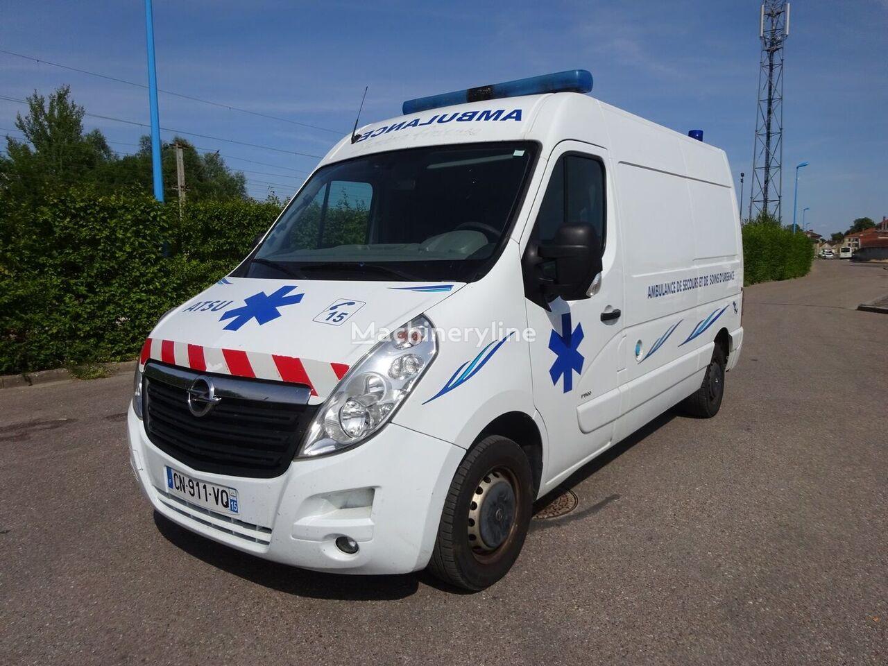 OPEL MOVANO L2H2 2012 vozilo hitne pomoći