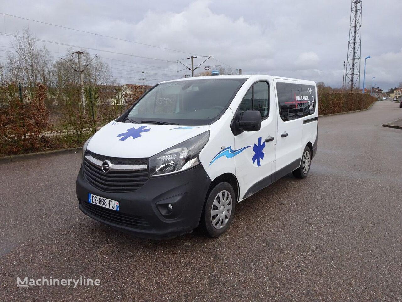 OPEL VIVARO 32 000 km 2016 vozilo hitne pomoći
