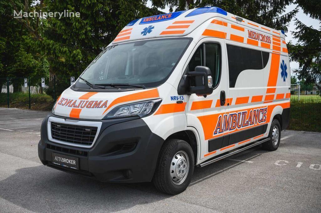novo PEUGEOT Boxer vozilo hitne pomoći