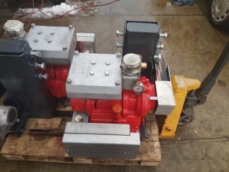 FELDBINDER GHH CG600 Light und GHH CS700 Light AUSTAUSCH !!! cisterna silos