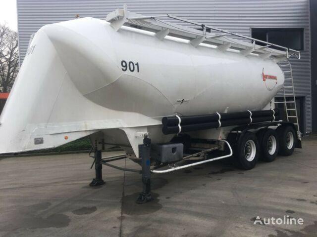 SPITZER S2400F cisterna silos
