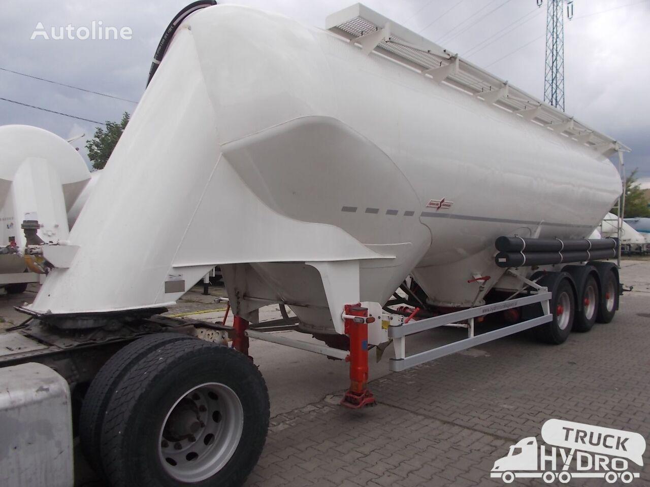 SPITZER SF 2748/3P - WAŻNE DOZORY DO 2020 ROKU!!! cisterna silos