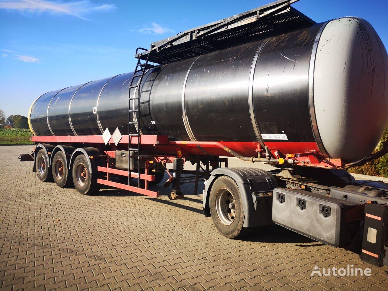 LAG GSA TYP24 cisterna za bitumen