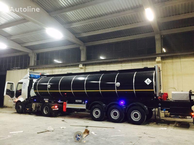 nova LIDER 2019 MODELS NEW LIDER TRAILER MANUFACTURER COMPANY  cisterna za bitumen