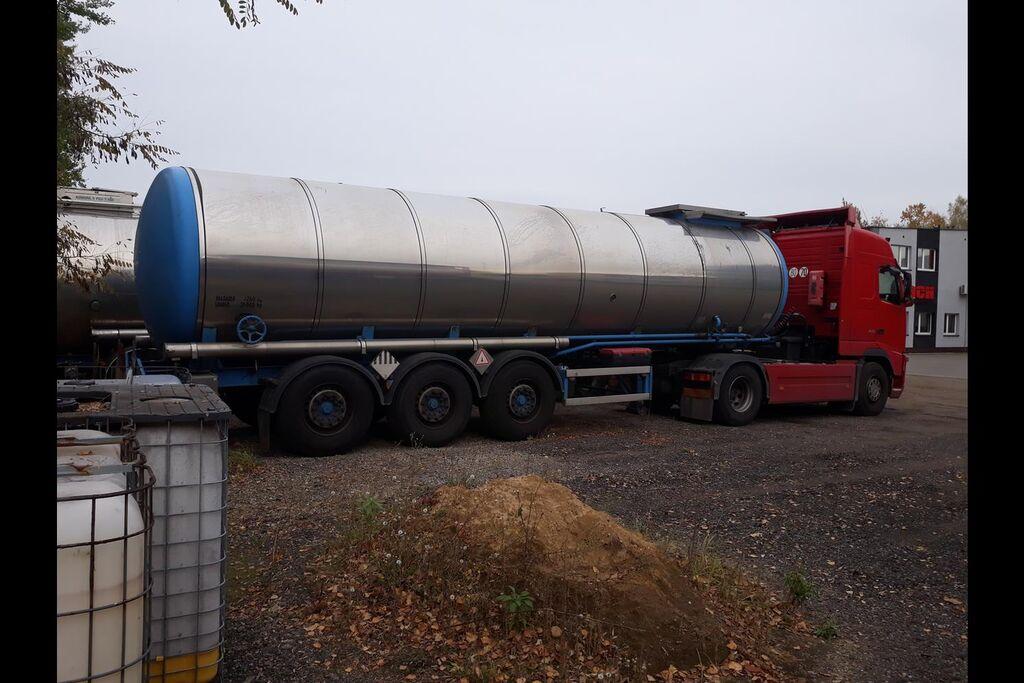 STOKOTA FLUID L4BN cisterna za bitumen