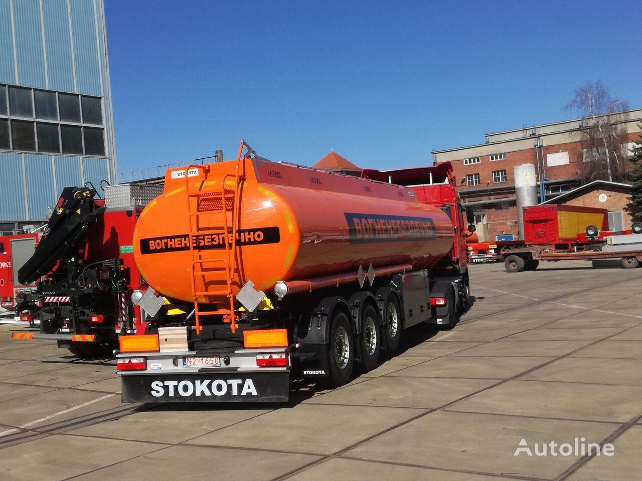 nova STOKOTA cisterna za goriva i maziva