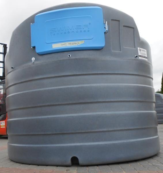 nova SWIMER Diesel-Tank/ Tank/ Zbiornik 5000 l cisterna za goriva i maziva