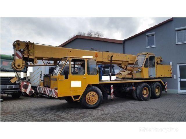 LIEBHERR LT1025-25t-Allrad 33 m 2x Seilwinde Kranwagen pokretna dizalica