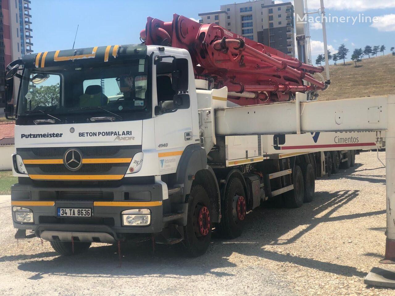MERCEDES-BENZ AXOR 4140 pumpa za beton