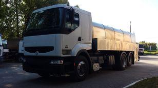RENAULT Premium 370DCI Cysterna Spożywcza autocisterna za mlijeko
