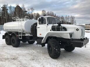 nova URAL Автомобиль специальный 5677 автоцистерна для перевозки питьевой  autocisterna