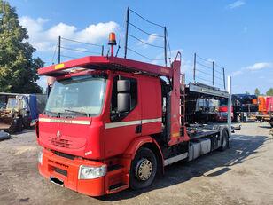 RENAULT Premium 410 DXI Autotransporter ROLFO, Laweta, Lohra autotransporter