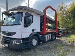RENAULT Premium 460 EEV autotransporter + prikolica autotransportera
