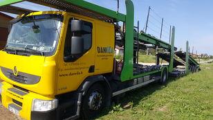 RENAULT Premium 370.18 Euro5 !!! autotransporter + prikolica autotransportera
