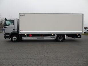 MAN TGM 15.250 KONTENER ŁAD.7.600kg WINDA izotermni kamion