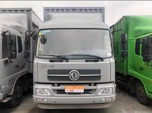 DONGFENG Cargo truck kamion furgon