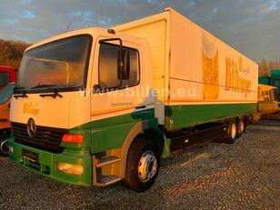 MERCEDES-BENZ 2523 6x2  Lenkachse Schwenkwand Schaltgetriebe kamion furgon