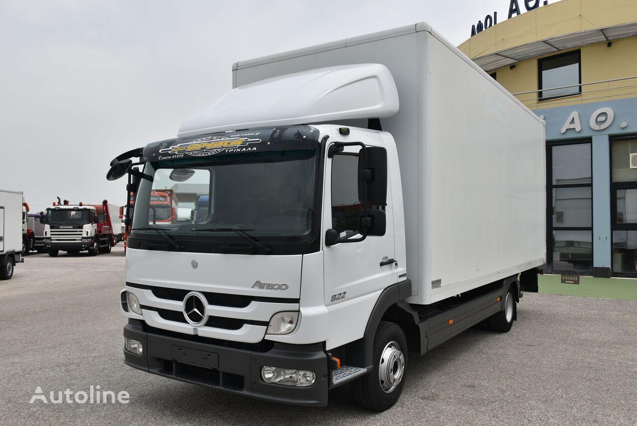 MERCEDES-BENZ 822 ATEGO / EURO 5 kamion furgon
