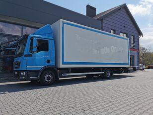 PALFINGER winda MBB C 1500L + zabudowa / kontener kamion furgon