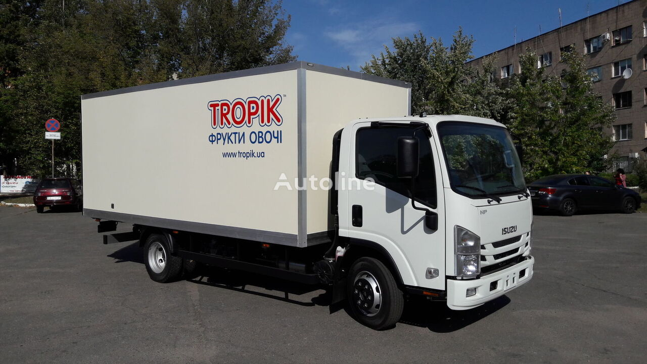 novi ISUZU NPR 75 L-K kamion furgon