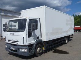 IVECO EuroCargo 120 E18 kamion furgon