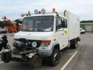 MERCEDES-BENZ 4x4 VARIO Schörling RAIL Two Way SchienenSERVICE kamion furgon