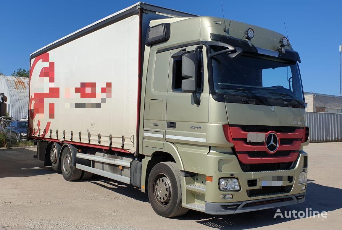 MERCEDES-BENZ Actros 2548L kamion furgon