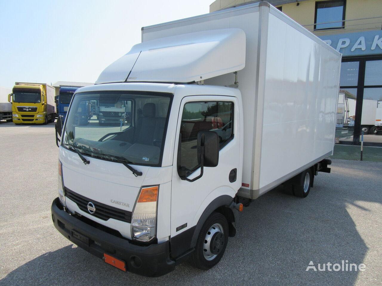 NISSAN CABSTAR F24  kamion furgon