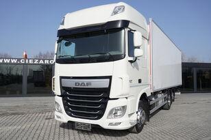 DAF XF 460 SSC , E6 , 6x2 , 22 EPAL , lenght 8,8m , retarder , lift  kamion hladnjača