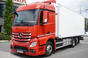 MERCEDES-BENZ Actros 2542 , E6 , 6x2 , 19 EPAL , lift axle , StreamSpace  kamion hladnjača