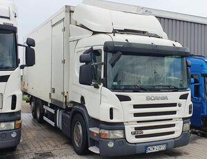 SCANIA P420 Euro5 AdBlue  kamion hladnjača