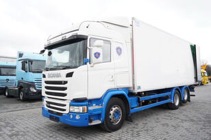 SCANIA G490, Meat hooks , 19 EPAL  kamion hladnjača