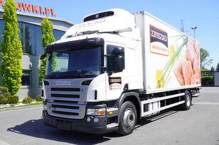 SCANIA P 280 , E5 , Meat hooks , 18 EPAL , tail lift 1500 kg  kamion hladnjača