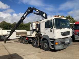 ERF ECS11 kamion platforma