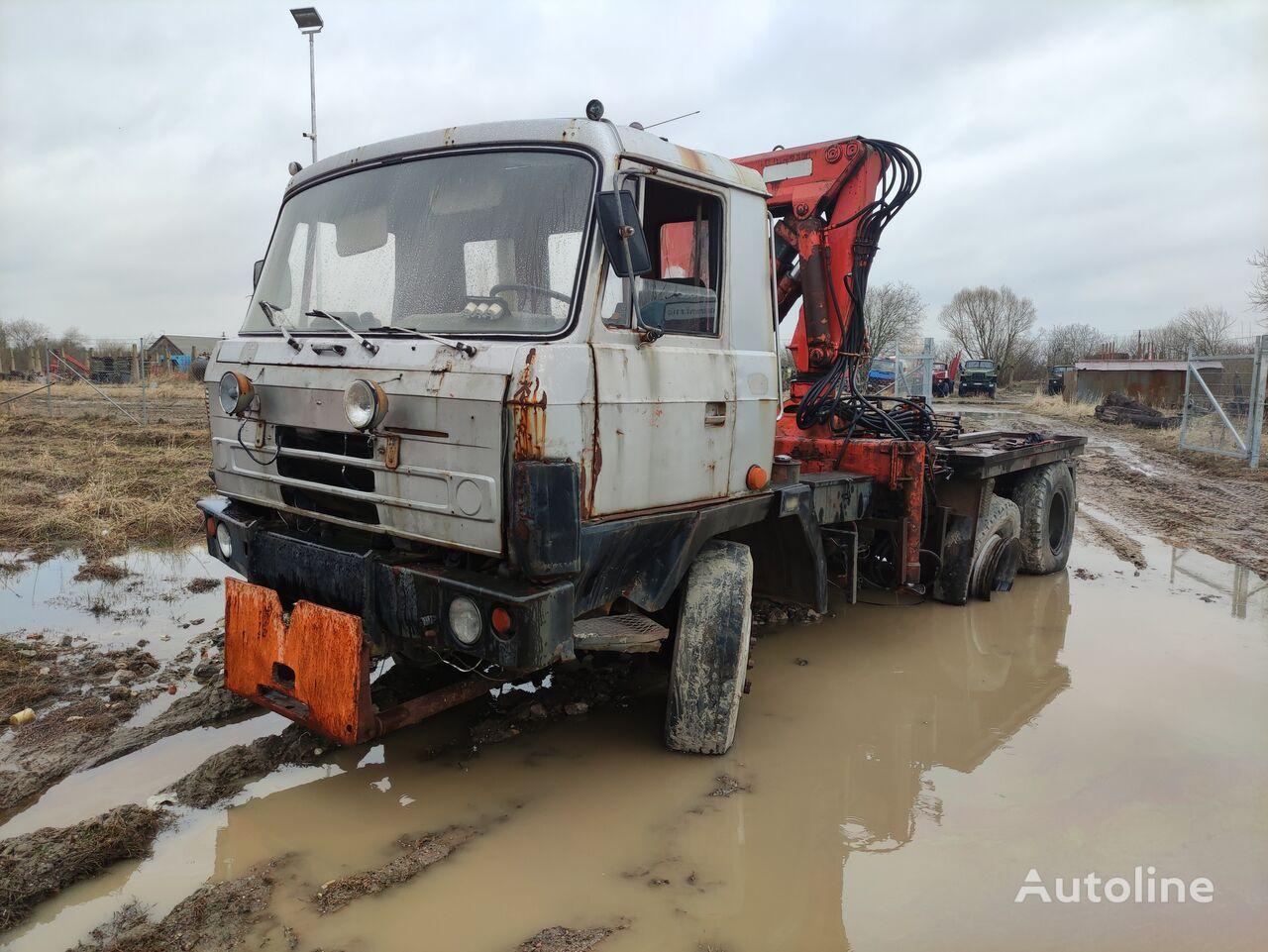 TATRA 815 FOR PARTS kamion platforma