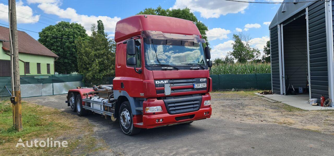 DAF Cf 85.460 kamion rol kiper