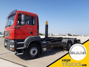 MAN TGA 26.430- kamion rol kiper