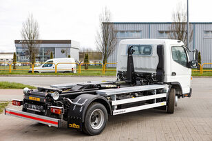 novi Mitsubishi Fuso 9C18 AMT + KING HZ6R Hooklift kamion rol kiper
