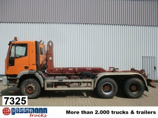 IVECO 260EH / 34 / Klima kamion rol kiper