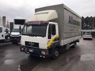 MAN 11.224 new motor kamion s ceradom