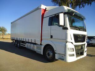 MAN  TGX 26 440 kamion s ceradom